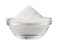 Salt bowl Royalty Free Stock Image