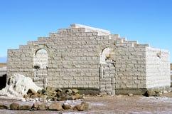 Salt Brick Building Stock Images