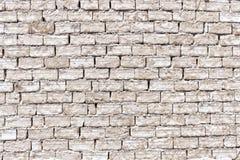 Salt brick wall background Stock Photo