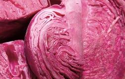 Salt cabbage Stock Photo