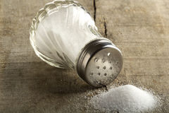 Salt cellar Royalty Free Stock Photos