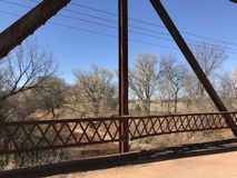 Free Salt Creek Bridge Stock Photo - 131871150