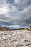 Salt Creek Death Valley Royalty Free Stock Image