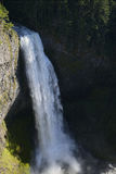 Salt Creek Falls stock images