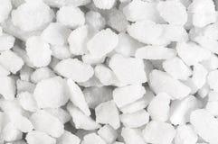 Salt crystal Royalty Free Stock Photo