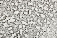 Salt crystal texture Stock Photo