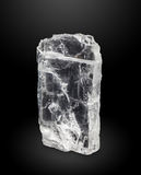 Salt crystall Stock Photo