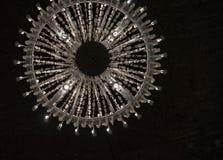 Salt crystals Chandelier Royalty Free Stock Image