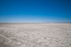 Salt Desert Royalty Free Stock Photos