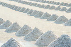 Salt farm Royalty Free Stock Photo