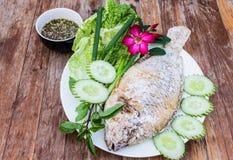 Salt fish Royalty Free Stock Image