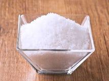 salt flakes fotografering för bildbyråer