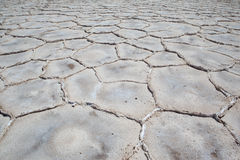Salt flats Royalty Free Stock Image