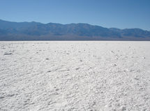 Salt Flats Nevada Desert Royalty Free Stock Photos