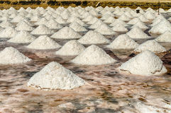 The Salt Flats of Trapani, Sicily Stock Photo