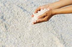 salt hav Fotografering för Bildbyråer