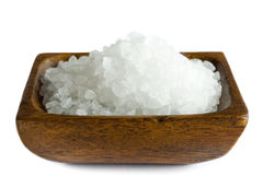 Salt hav royaltyfria bilder