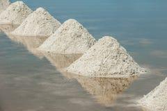 salt hav för hög Royaltyfri Bild