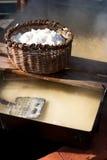salt hav för produktion arkivfoton