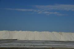 Salt hill Stock Photo
