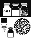 Salt Royalty Free Stock Photography