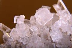 salt kuber Arkivfoto