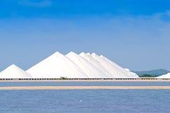 salt kullar Royaltyfri Fotografi
