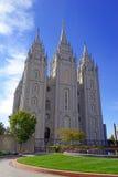 Salt Lake świątynia, Salt Lake City, Utah Obrazy Royalty Free