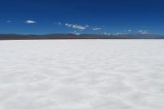 Salt lake Royaltyfri Foto