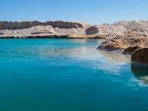 Free Salt Lake At Siwa Oasis Stock Photos - 175547703