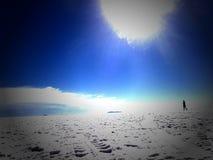 Salt lake in Bolivia salar de Uyuni Stock Photo
