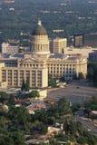 Salt Lake City Obraz Stock