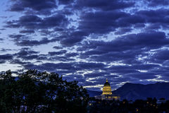 Salt Lake City capital building in early morning Royalty Free Stock Image