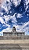 Salt Lake City Royalty Free Stock Photo