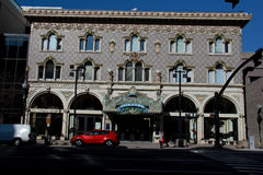 Salt Lake City: Capitol Theatre Stock Photography