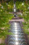 Salt Lake City, crique de ville Photos libres de droits