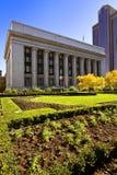 Salt Lake City da baixa Foto de Stock