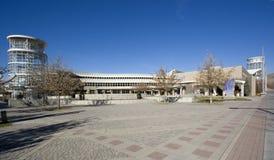 Salt Lake City del centro Immagini Stock Libere da Diritti