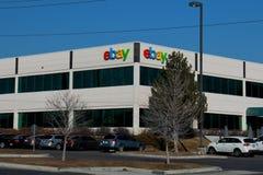 Salt Lake City: Ebay. Image of the Ebay store location in Sandy City, Utah Royalty Free Stock Photos