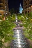 Salt Lake City, insenatura della città Fotografia Stock