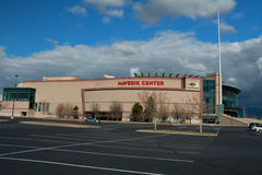 Salt Lake City: Maverik Center royalty free stock image