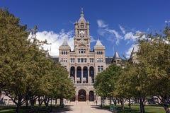 Salt Lake City okręgu administracyjnego budynek Zdjęcie Royalty Free