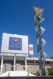 Salt Lake City Olimpijski kocioł Fotografia Royalty Free