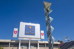 Salt Lake City Olimpijski kocioł Obraz Royalty Free