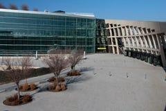 Salt Lake City: SLC biblioteka Obraz Royalty Free