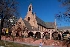 Salt Lake City: St. Mark's Episcopal Cathedral Stock Image