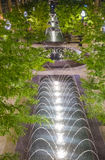 Salt Lake City, Stadskreek Royalty-vrije Stock Foto's