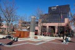 Salt Lake City: The Triad Center & KSL Stock Photos