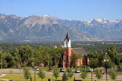 Salt Lake City, Utah Stock Afbeelding