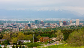 Salt Lake City, Utah Royalty Free Stock Image